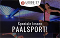 Speciale lessen Paalsport