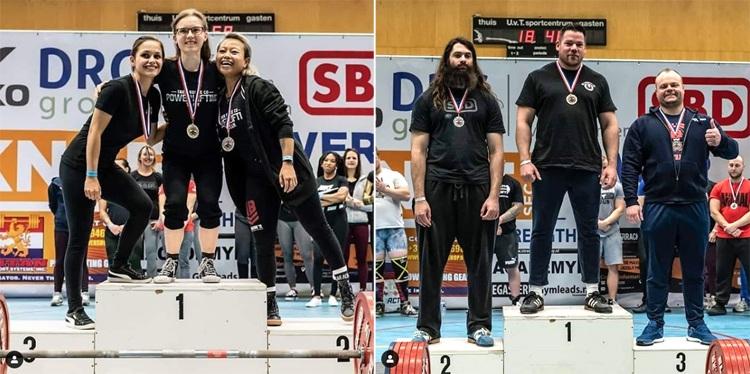 Powerliften Loods 37 resultaten NK powerlifting